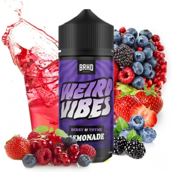 WEIRD VIBES Berry & Thyme Aroma 20ml